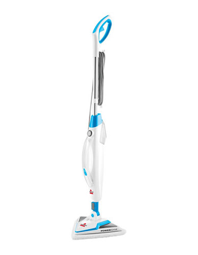 Bissell Homecare PowerEdge 2-in-1 Steam Mop-WHITE/BLUE-One Size