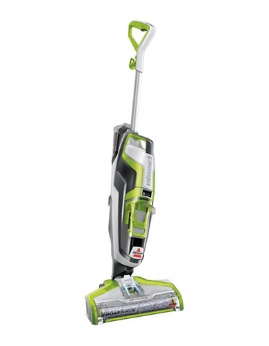 Bissell Homecare CrossWave All-in-One Multi-Surface Cleaner-WHITE/GREEN-One Size