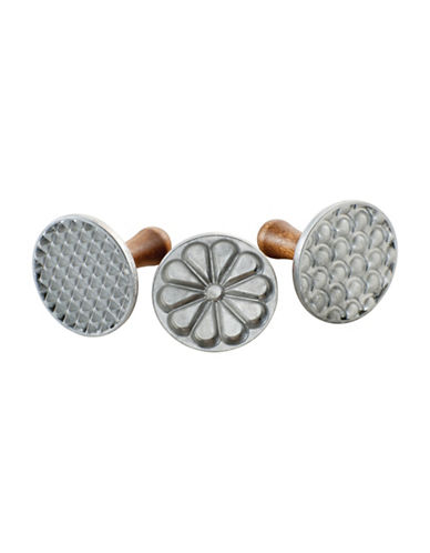 Nordicware All Season Cast Caookie Stamps-METAL-One Size
