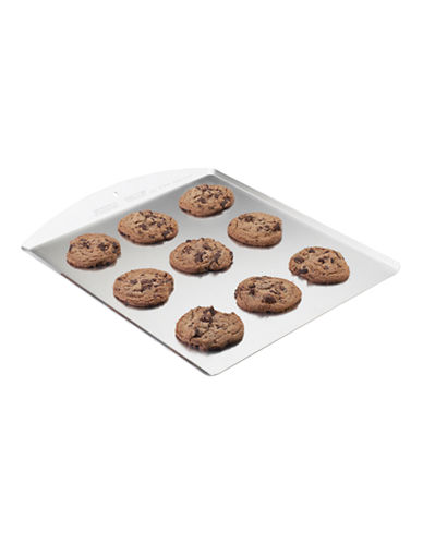 Nordicware Aluminum Cookie Sheet-SILVER-One Size
