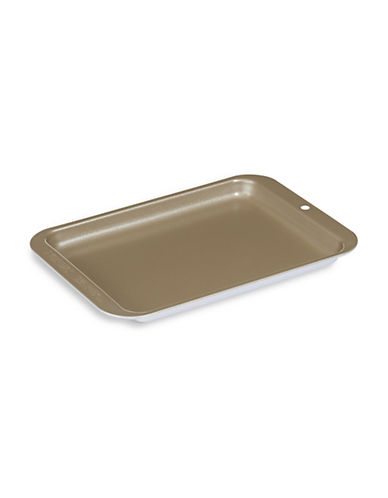 Nordicware Compact Oven Baking Sheet-SILVER-One Size