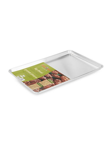 Nordicware The Big Sheet Aluminum Tray-SILVER-One Size