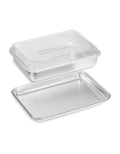 Nordicware Three-Piece Baker Set-SILVER-One Size
