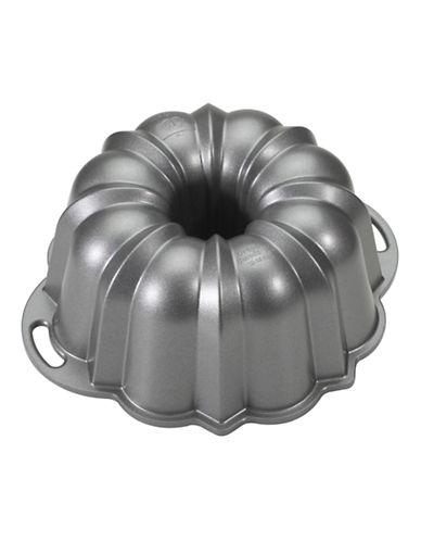 Nordicware Anniversary Bundt Cake Pan-SILVER-One Size