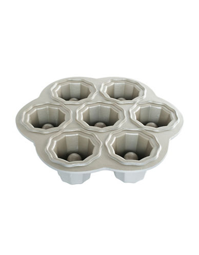Nordicware Cookies and Cream Baking Pan-SILVER-One Size