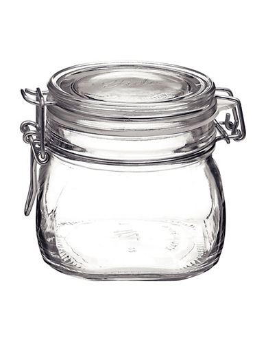 Bormioli Rocco Fido Jar-CLEAR-500 ml