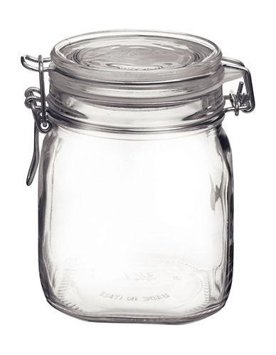Bormioli Rocco Fido Jar-CLEAR-0.75 L