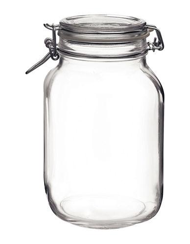 Bormioli Rocco Fido Jar-CLEAR-2L
