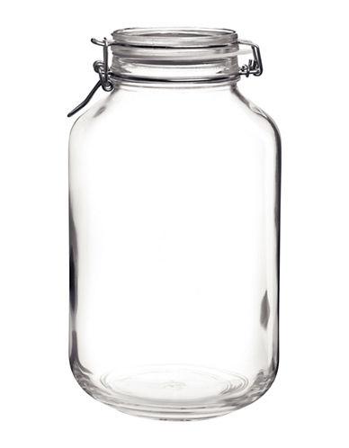 Bormioli Rocco Fido Jar-CLEAR-4L