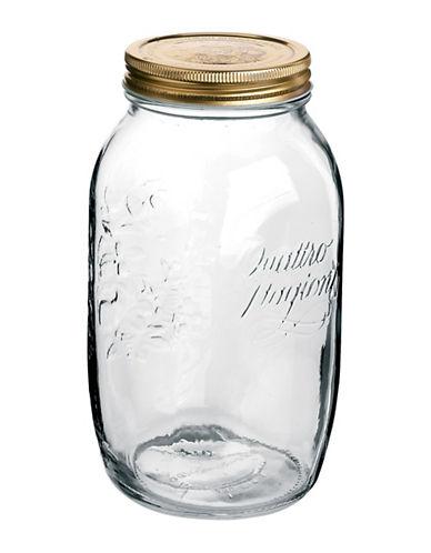 Bormioli Rocco Quattro Stagioni Jar - 5.07 oz.-CLEAR-1.5 L