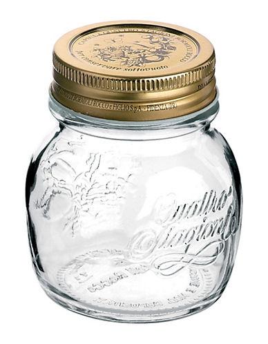 Bormioli Rocco Quattro Stagioni Jar - 5.07 oz.-CLEAR-150 ml