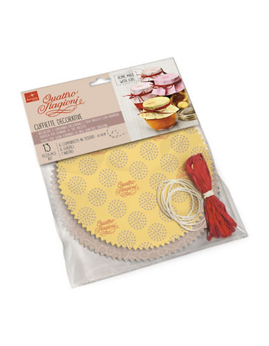 Bormioli Rocco Vintage Quattro Stagioni Cover Kit-ASSORTED-One Size