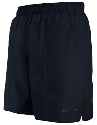 Speedo Speedo Mens Micro Roofer Water Short-BLUE-Large