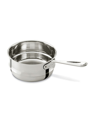 All-Clad Stainless Steel Universal Double Boiler Insert-STAINLESS STEEL-One Size
