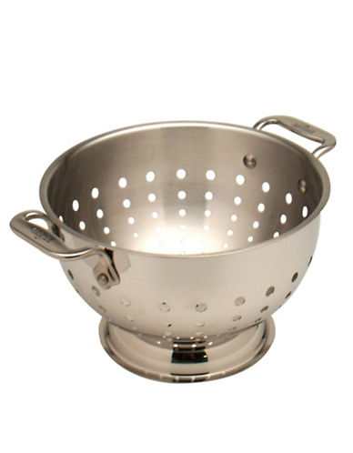 All-Clad Colander-SILVER-One Size