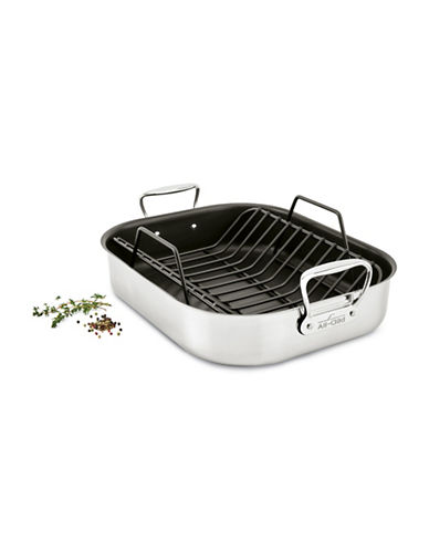 All-Clad Large Non-Stick Roaster-STAINLESS STEEL-16