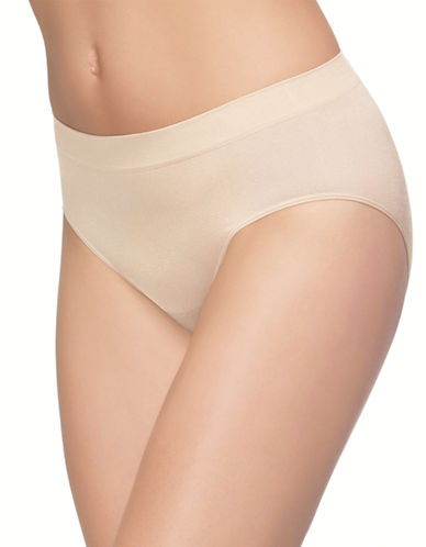 Wacoal B. Smooth Brief 838175-NUDE-Large