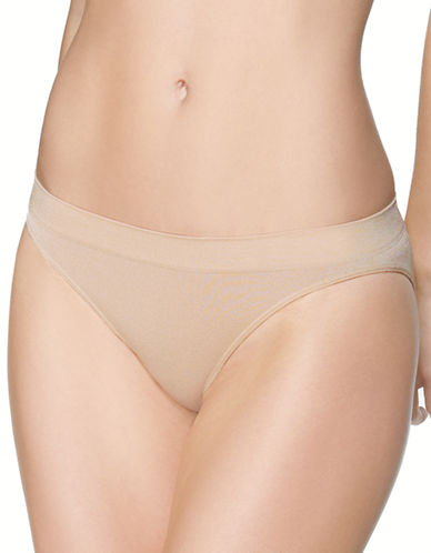 Wacoal B Smooth Seamless Bikini-NUDE-Medium