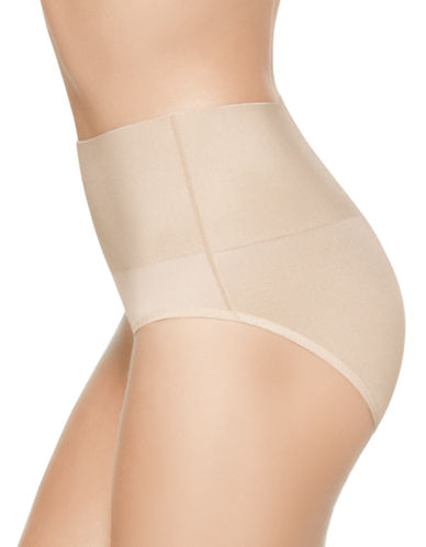 Wacoal Sensational Smoothing Shape Brief-BEIGE-X-Large