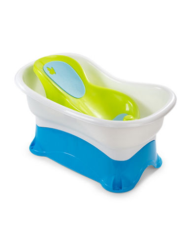Summer Infant Right Height Bath Tub-MULTI-One Size
