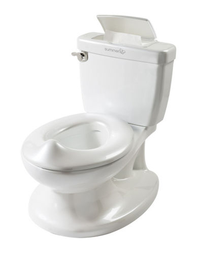 Summer Infant My Size Potty-WHITE-One Size