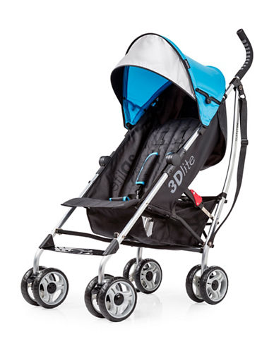 Summer Infant 3D Lite Stroller-BLUE-One Size