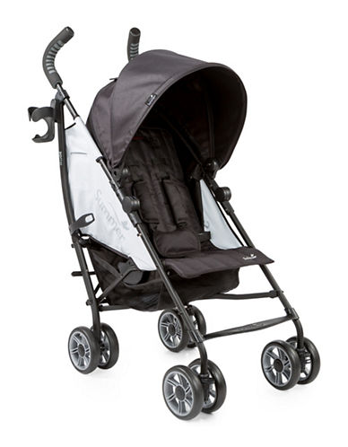 Summer Infant 3D Flip Stroller-BLACK-One Size