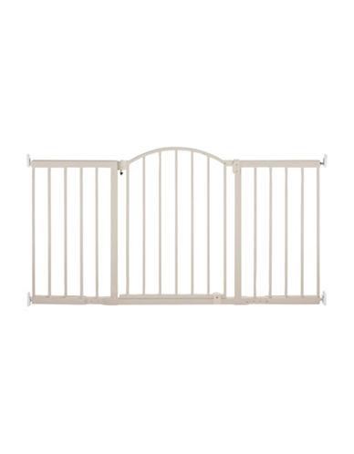 Summer Infant Metal Expansion Gate-BEIGE-One Size
