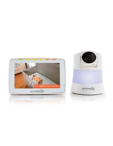 Summer Infant Wide View 2.0 Digital Colour Monitor-WHITE-One Size