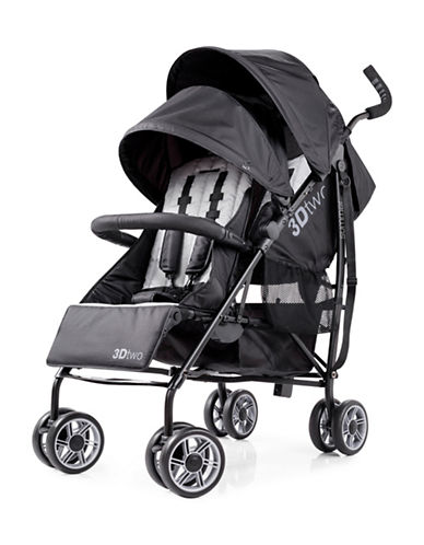 Summer Infant 3D Two Double Convenience Stroller 88898381