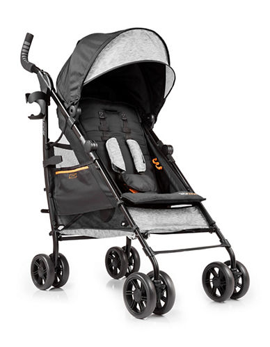 Summer Infant Convenience Stroller-GREY/BLACK-One Size