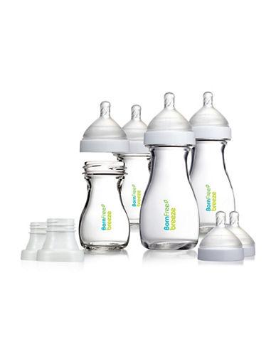 Summer Infant Twelve-Piece Breeze Glass Bottle Gift Set-N/A-One Size