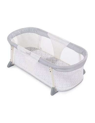 Summer Infant By Your Side Bassinet Sleeper-GREY-One Size