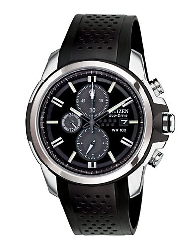 Citizen Drive Mens Drive Ar2.0 Watch-SILVER/BLACK-One Size
