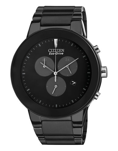 Citizen Axiom Chronograph-BLACK-One Size