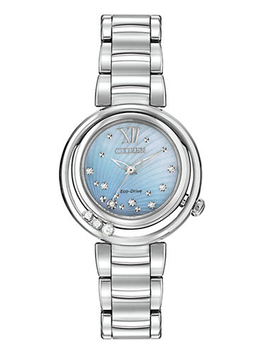 Citizen Womens Citizen L Sunrise  EM032059D-SILVER-One Size