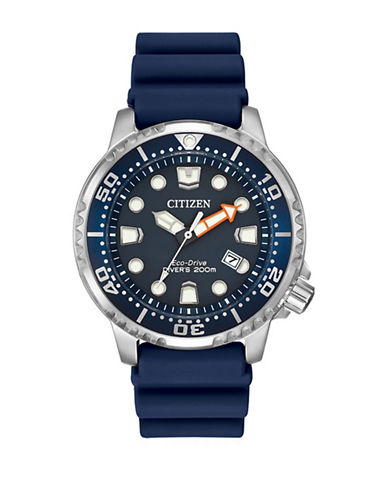 Citizen Promaster Diver BN0151-09L Watch-BLUE-One Size