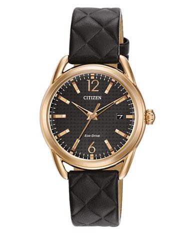 Citizen Drive Quartz LTR Watch-BLACK-One Size