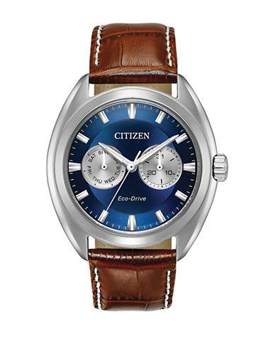 Citizen Paradex BU4010-05L Watch-BROWN-One Size