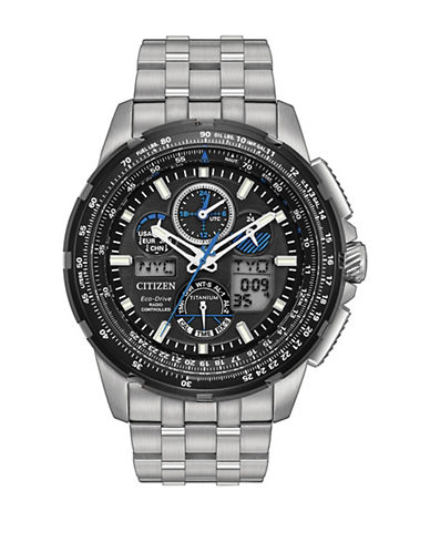 Citizen Limited Edition Promaster Skyhawk A-T JY8068-56E Watch-SILVER-One Size