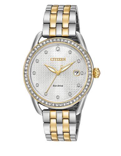 Citizen Drive FE6114-54A Long-Term Relationship Bracelet Watch-MULTI-One Size
