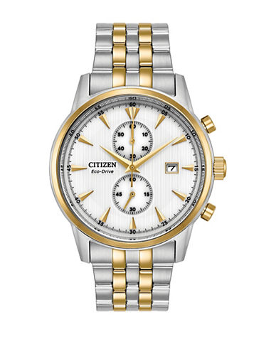 Citizen Corso CA7004-54A Chronograph Watch-MULTI-One Size