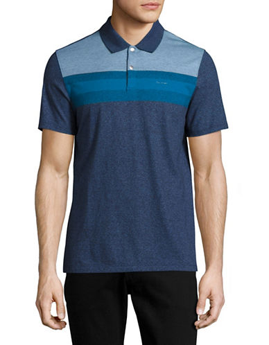 Calvin Klein Engineered Polo-BLUE-Small 89002999_BLUE_Small