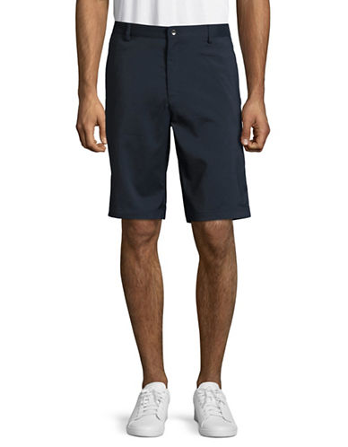 Calvin Klein Performance Stretch Shorts-BLUE-34 89176165_BLUE_34