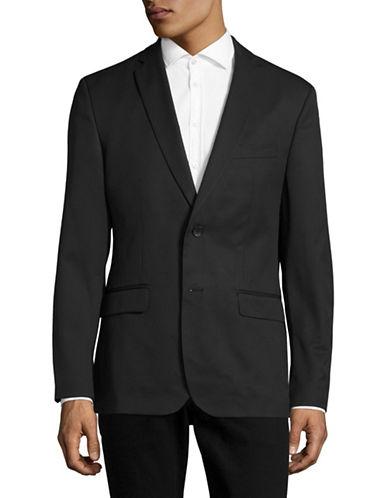 Calvin Klein Twill Sports Jacket-BLACK-XX-Large 86801625_BLACK_XX-Large