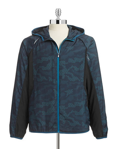 Calvin Klein Honeycomb Mesh Performance Jacket-BLUE MULTI-Large 87607487_BLUE MULTI_Large