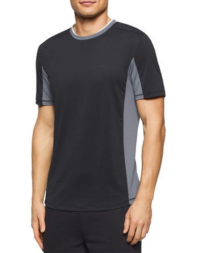 Calvin Klein Logo Back T-Shirt-BLACK-X-Large 88211052_BLACK_X-Large
