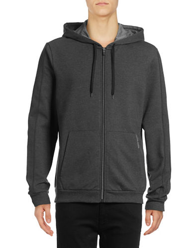 Calvin Klein French Terry Hoodie-GREY-Large 88914149_GREY_Large