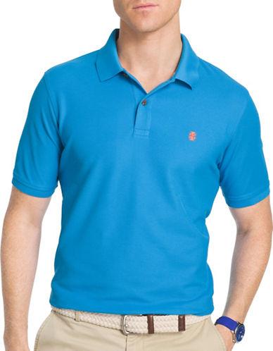 Izod Slim-Fit Advantage Polo-SKY BLUE-X-Large