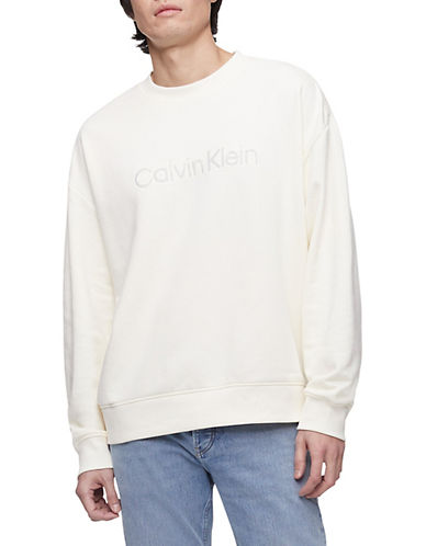 Calvin Klein Slim Fit Roll-Up Sleeve Shirt-PURPLE-X-Large